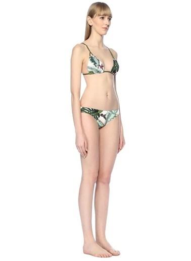 Seafolly Bikini Üst Beyaz